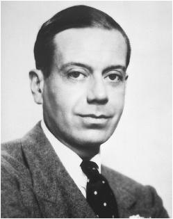 Cole porter smiling