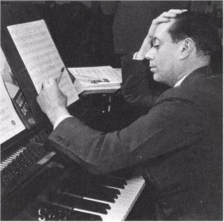 Cole porter at piano