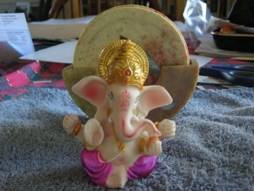 Ganesh and coasters