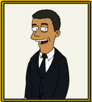 Barack simpsons