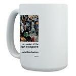 COunder large mug