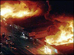 BBC ON THIS DAY | 29 | 1992: LA in flames after 'not guilty' verdict
