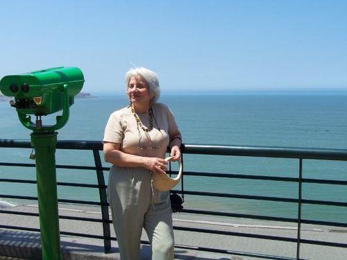 Mom in Lima Peru