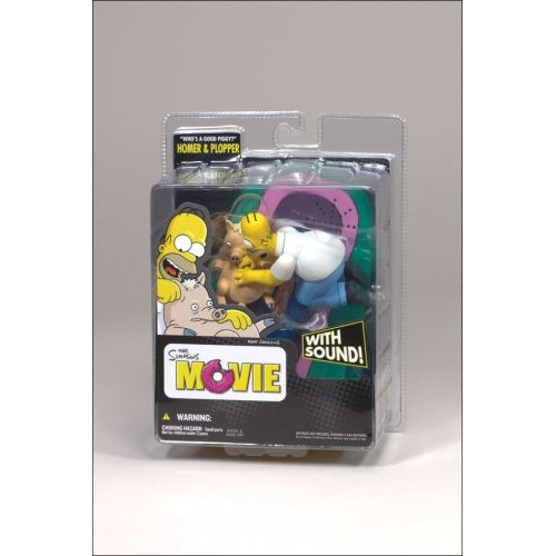 Homer and plopper