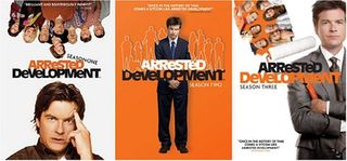 Amazon.com: Arrested Development - The Complete Series (Seasons 1, 2, 3): DVD