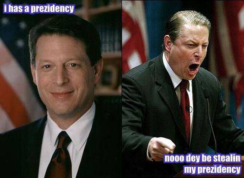 Deybestealinmyprezidency
