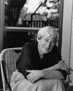 Ursula K. Le Guin's Website