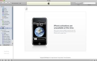 Apple and AT&T Stores Having Difficulty Activating iPhones (UPDATE: It's the iPocalypse)