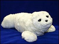 Robotic Baby Seal Coming to U.S. Shores : NPR